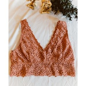 Poof! Lace Bralette